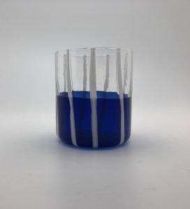 Trasparente – Blu