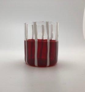 Trasparente – Rosso