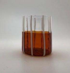 Trasparente – Arancio