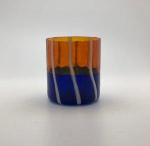 Arancio – Blu