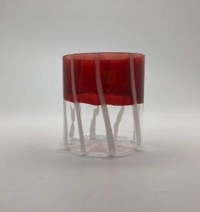Rosso – Trasparente